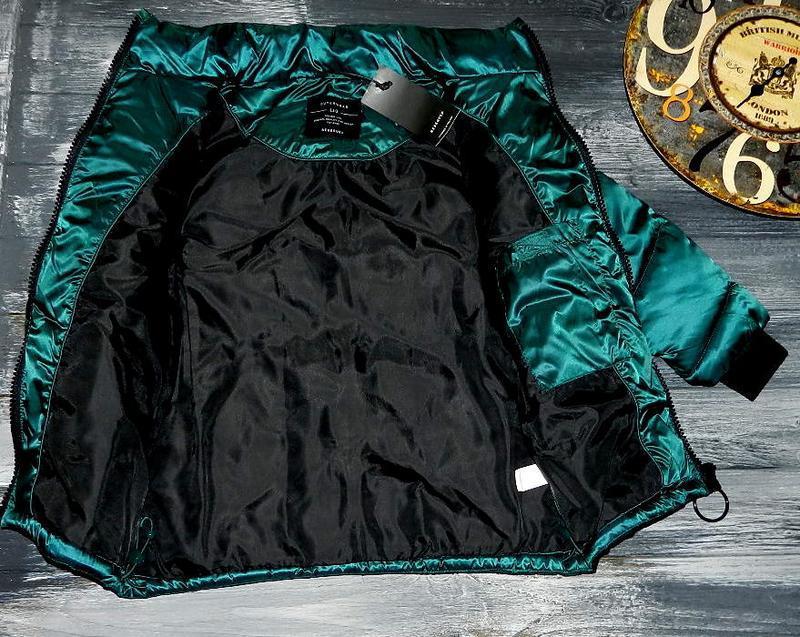 Reserved ! оригинальная, яркая, невероятно стильная куртка - Фото 3