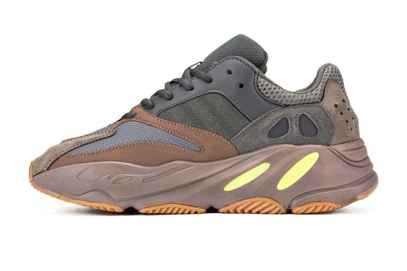 СКИДКА!!! Adidas Yeezy 700 коричневі