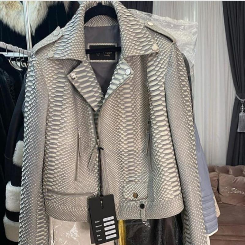 Крутая куртка косуха - Фото 2
