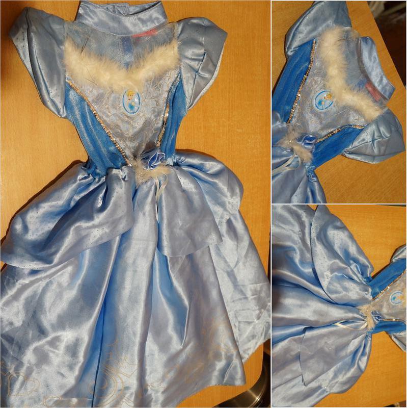 George карнавальное платье принцесса золушка 9-10 лет карнавал...