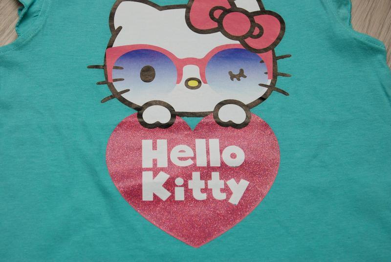 Футболка туника hello kitty  kiki&koko - Фото 2