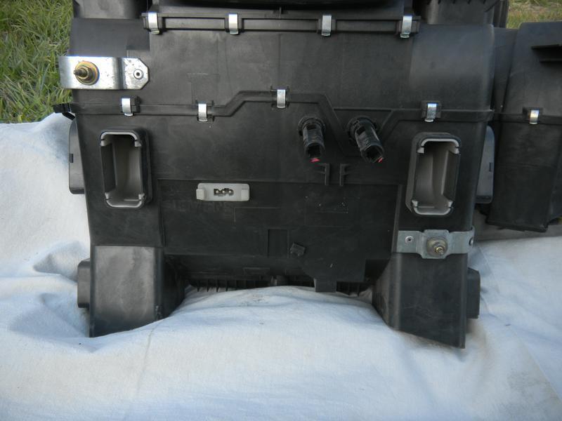 Печка W210 дорестайл 210 830 21 03 радиатор - Фото 7