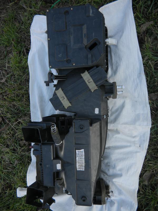 Печка W210 дорестайл 210 830 21 03 радиатор - Фото 10