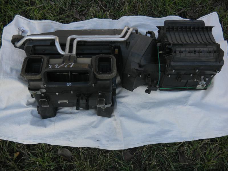 Печка W210 дорестайл 210 830 21 03 радиатор - Фото 8