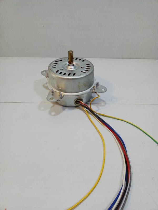 Мотор двигатель вентилятора YC Motor 220V 50W - Фото 5