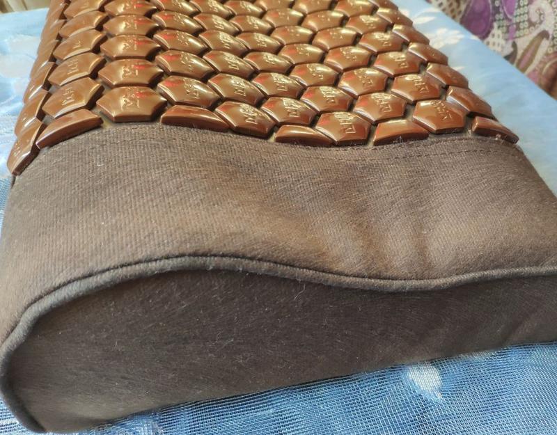 Подушка турманиевая ортопедическая LDZ-001 для сна - Фото 5