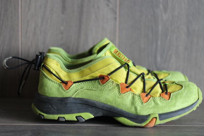 Треккинговые кроссовки mustang 40-41 - Фото 2
