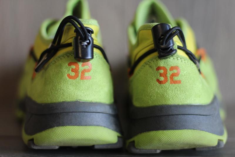 Треккинговые кроссовки mustang 40-41 - Фото 3