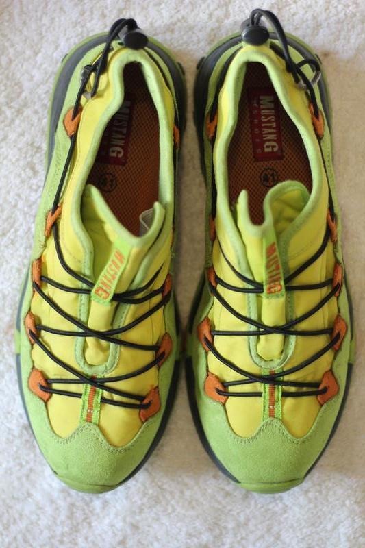 Треккинговые кроссовки mustang 40-41 - Фото 5