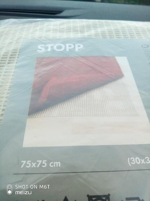 Стоп противоскользящая подстилка под скатерть, коврик, как нап... - Фото 2