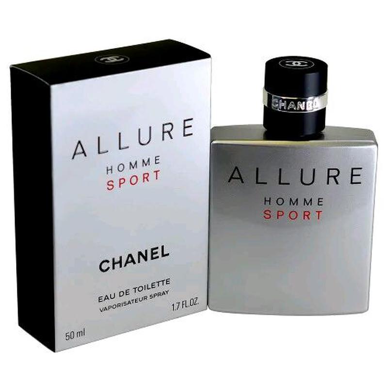 Мужская туалетная вода 100 мл. Chanel Allure Homme Sport - Шанель