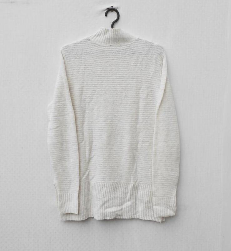 Мягкий  свитер свитшот с длинным рукавом 🌿 - Фото 4