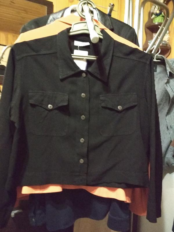 Трендовое рубашка укороченная, offshoot, p. m/l