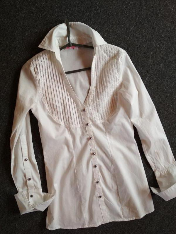 Рубашка блузка туника, новая ,р. 6-8