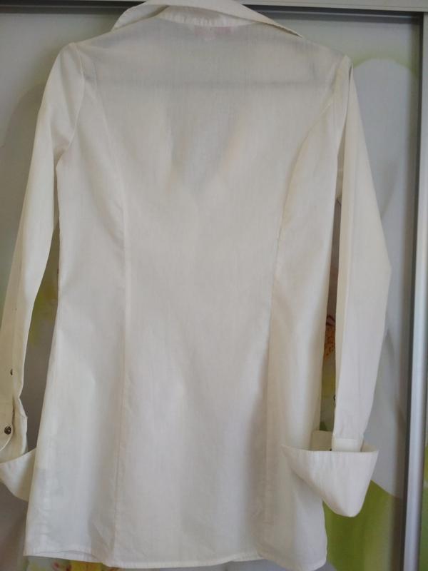 Рубашка блузка туника, новая ,р. 6-8 - Фото 2