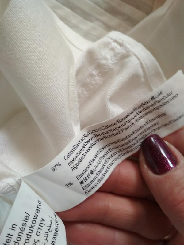 Рубашка блузка туника, новая ,р. 6-8 - Фото 3