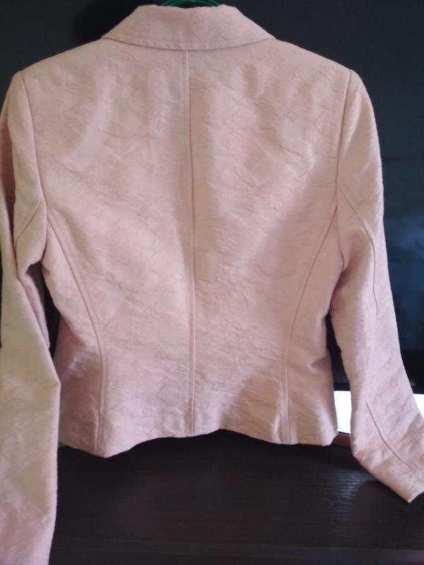Шикарные пиджак в ньюдовом цвете, comma, p. 38/40 - Фото 2