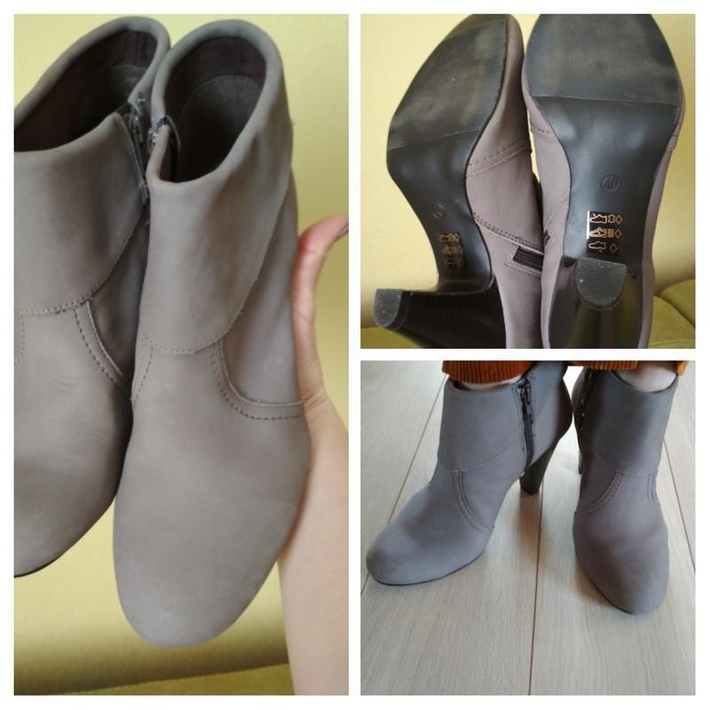 Актуальные стильные кожаные ботиночки от alessandro bonciolini...