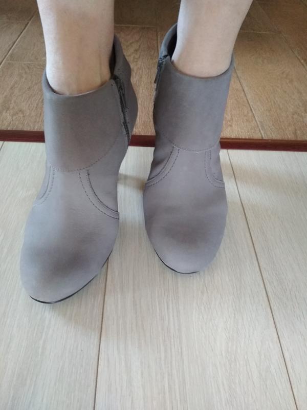 Актуальные стильные кожаные ботиночки от alessandro bonciolini... - Фото 3