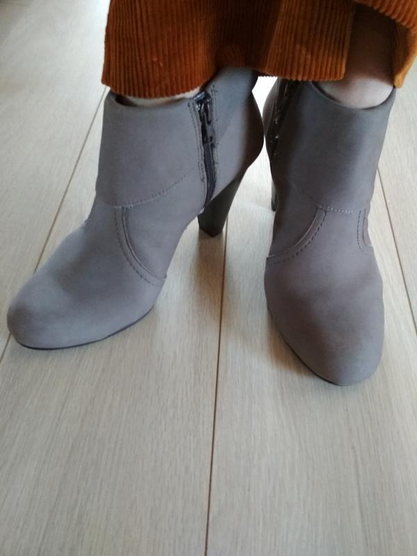 Актуальные стильные кожаные ботиночки от alessandro bonciolini... - Фото 4