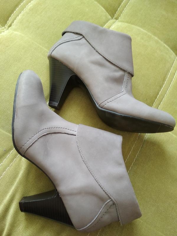 Актуальные стильные кожаные ботиночки от alessandro bonciolini... - Фото 5