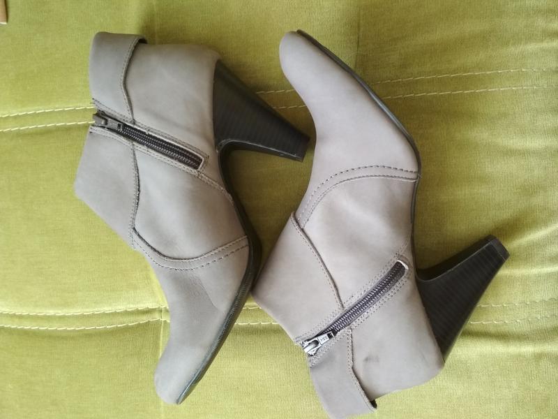 Актуальные стильные кожаные ботиночки от alessandro bonciolini... - Фото 6