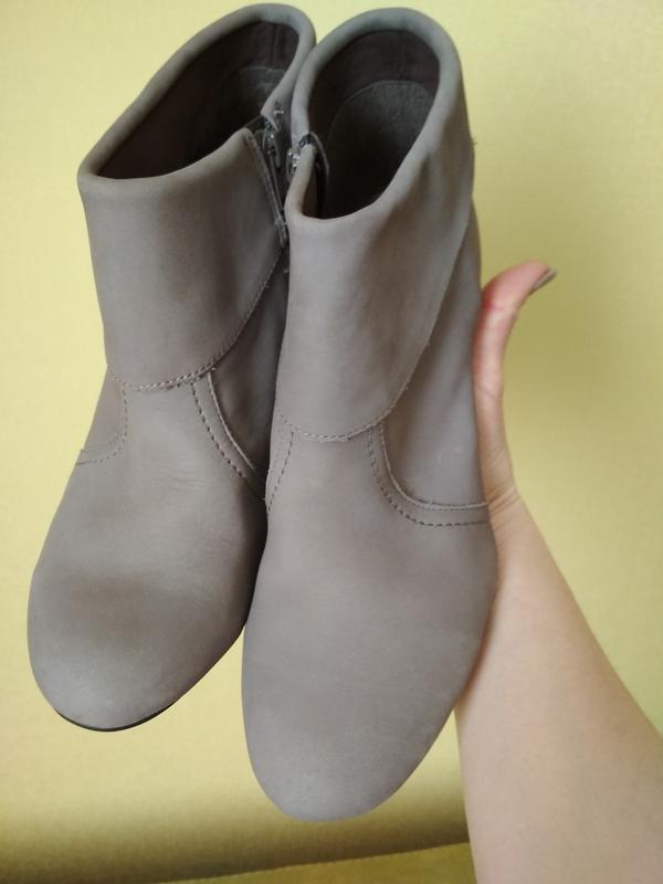 Актуальные стильные кожаные ботиночки от alessandro bonciolini... - Фото 8