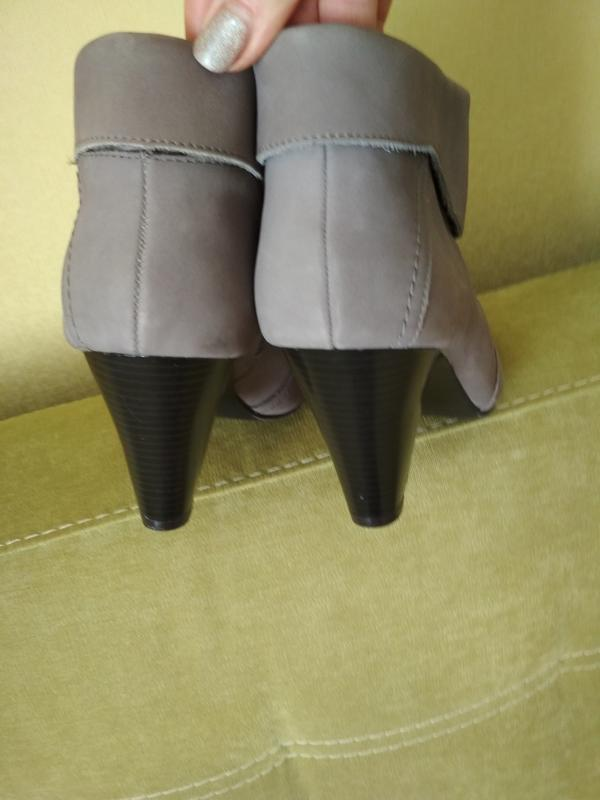Актуальные стильные кожаные ботиночки от alessandro bonciolini... - Фото 9