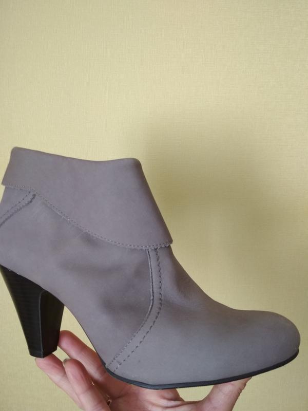 Актуальные стильные кожаные ботиночки от alessandro bonciolini... - Фото 10