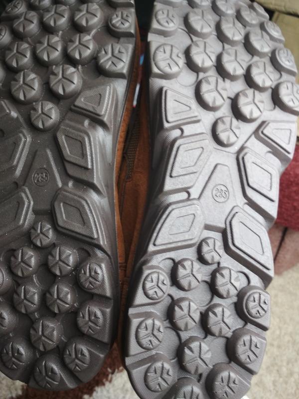 Очень комфортные мужские туфли, р. 44-45 - Фото 5
