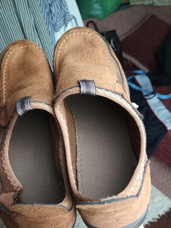 Очень комфортные мужские туфли, р. 44-45 - Фото 10