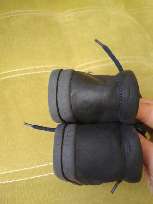 Актуальные лёгкие ботиночки для малыша,кожа, mrugate, p. 20 - Фото 3