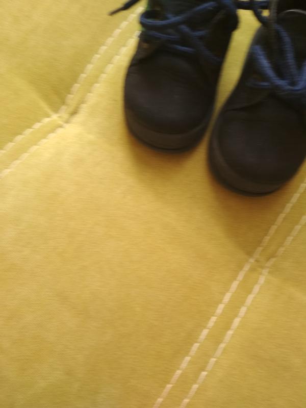 Актуальные лёгкие ботиночки для малыша,кожа, mrugate, p. 20 - Фото 5