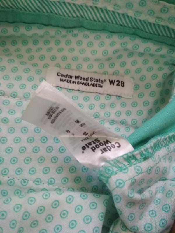 Стильные комфортные катоновые шорты, cedarwood, p. 28 - Фото 3