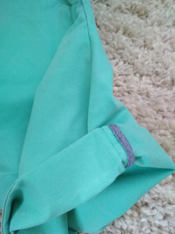 Стильные комфортные катоновые шорты, cedarwood, p. 28 - Фото 4