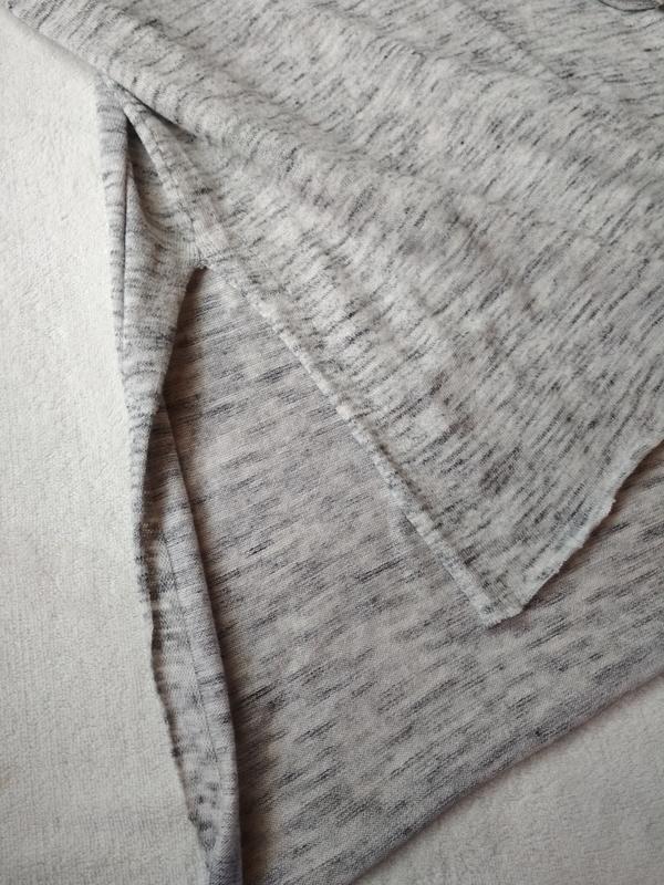 Стильный свитер,гольф, водолазка, туника, zara knit, p. 8-10 - Фото 9