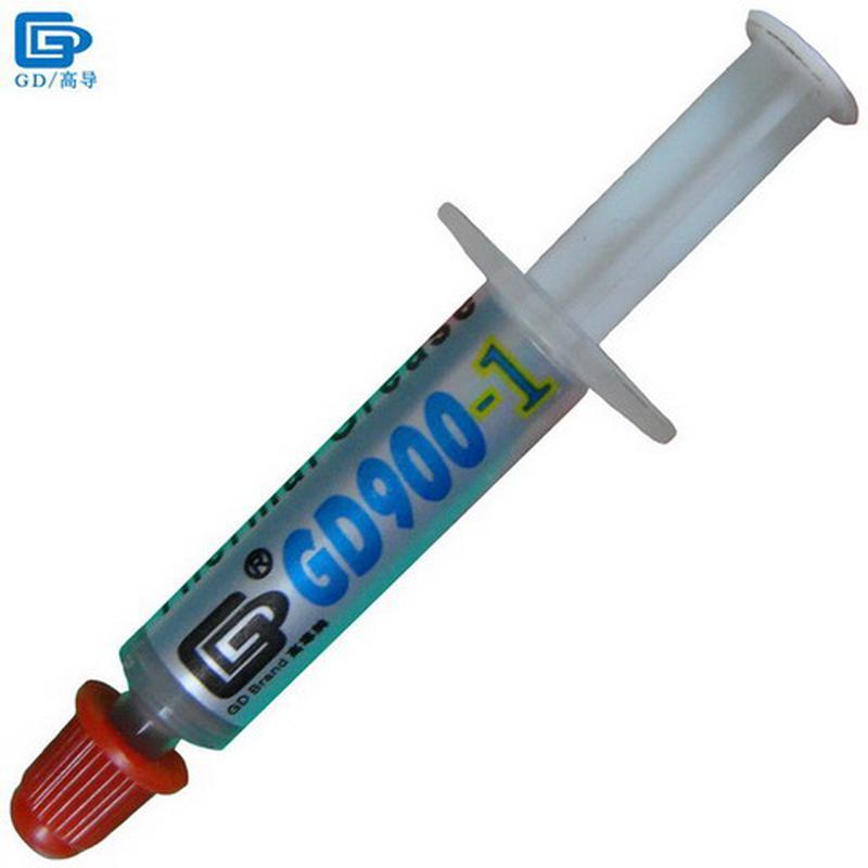 Термопаста GD900-1 шприц 1г.