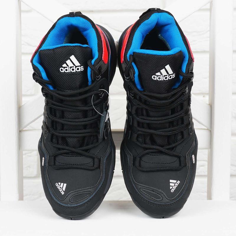 Термо кроссовки женские кожаные adidas gore tex terrex мембран... - Фото 2