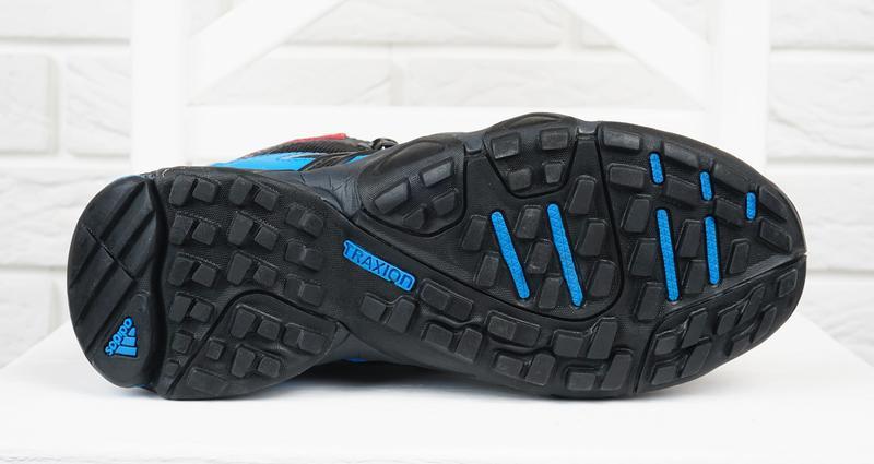 Термо кроссовки женские кожаные adidas gore tex terrex мембран... - Фото 6