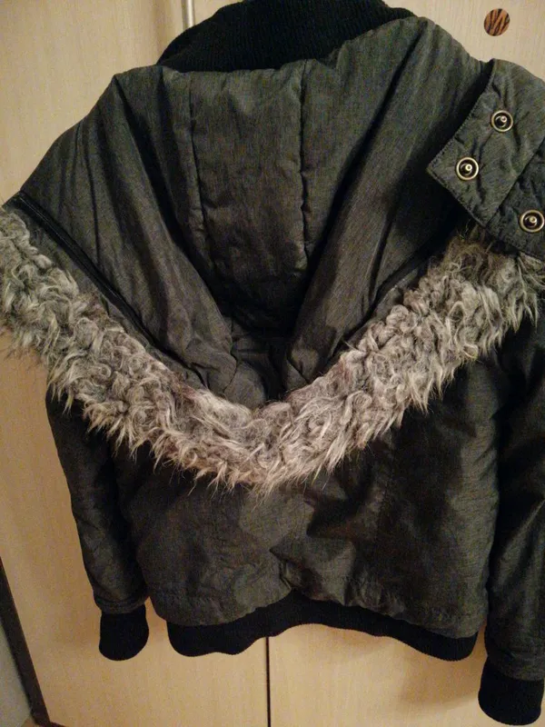 Зимняя куртка на мальчика - Фото 4