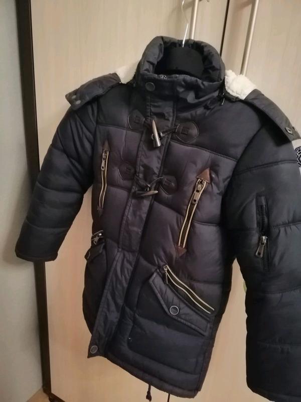 Зимняя курточка на мальчика - Фото 2