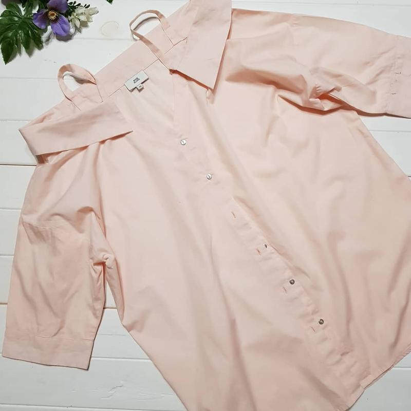 Модная рубашка размер 10