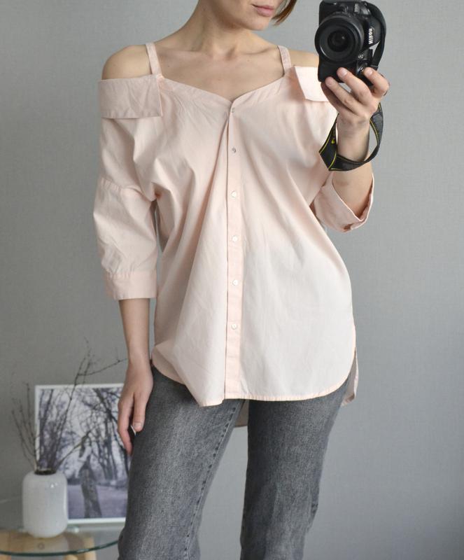 Модная рубашка размер 10 - Фото 4