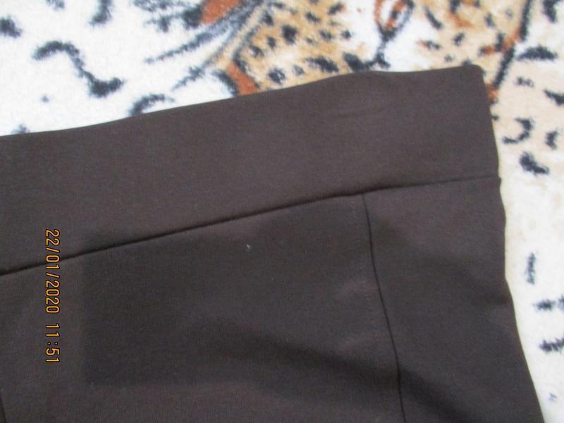 Стрейчевые плотные лосины/можно беременным - Фото 5