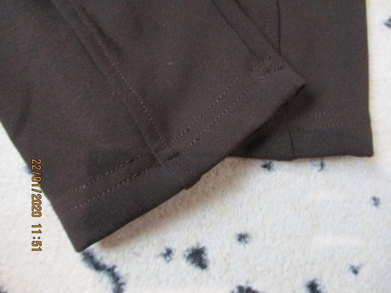 Стрейчевые плотные лосины/можно беременным - Фото 7