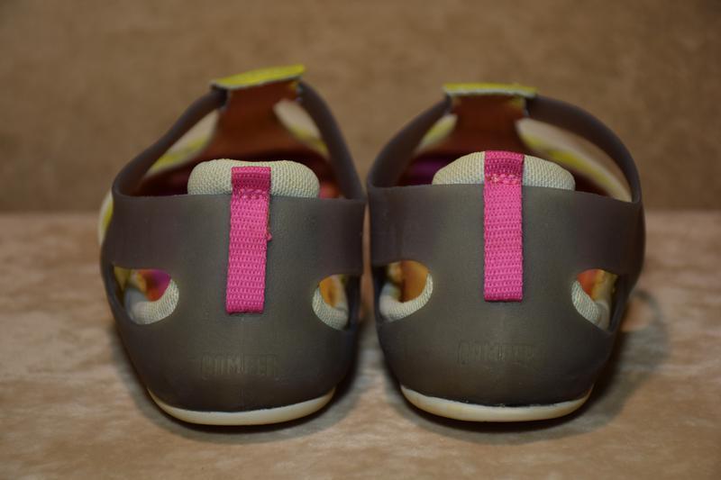 Летние кроссовки босоножки сандалии camper. оригинал. 37 р./24... - Фото 4