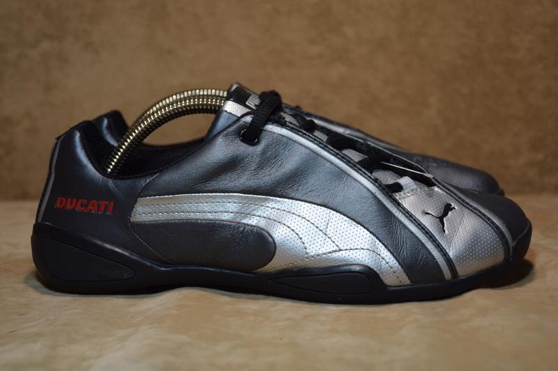 Кроссовки puma ducati borgo leather. оригинал. 37 р. / 23.5 см.