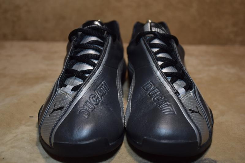 Кроссовки puma ducati borgo leather. оригинал. 37 р. / 23.5 см. - Фото 2