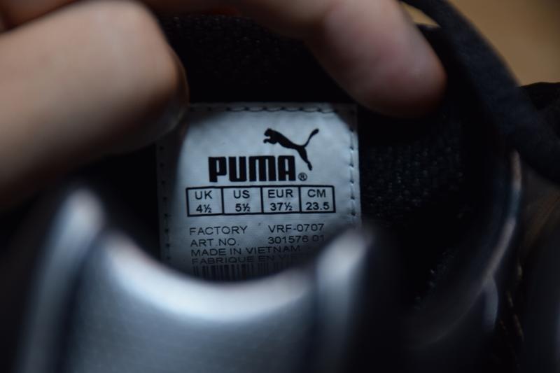 Кроссовки puma ducati borgo leather. оригинал. 37 р. / 23.5 см. - Фото 5
