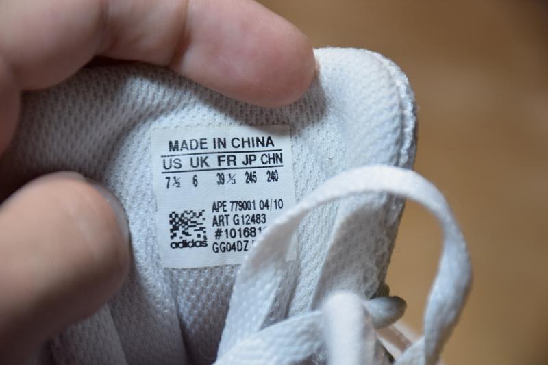 Кроссовки adidas zero cc3 гандбол, волейбол. оригинал. 39 р./2... - Фото 5